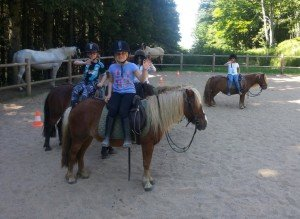 groupe poney