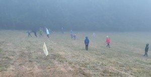 jeu dans le brouillard